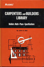 Aduel Carpenters & Builders Library: Builders Math*Plans