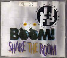 Jazzy Jef&Fresh Prince- boom shake the room cd maxi single