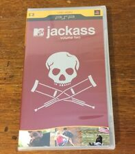 Jackass Volume 2 PSP UMD MOVIE  FOR PSP SYSTEM Sealed Johnny Knoxville