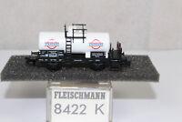 n2573, Fleischmann 8422 K Kesselwagen STANDARD BOX Spur N KKK NEM mint