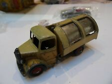DINKY TOYS Uk . BEDFORD POUBELLE . Refuse Wagon