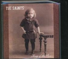 THE SAINTS King Of The Sun 1 TRACK PROMO ACETATE CD SINGLE CHRIS BAILEY