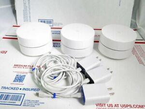 Google Mesh WiFi system 3-Pack - NLS-1304-25