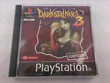 Darkstalkers 3 Sony PlayStation 1 1999 PS1 PAL Spiel Game