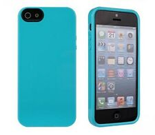 Belkin Case for iPhone 5, 5S, SE Teal Blue BRAND NEW SEALED Grip Neon Glo