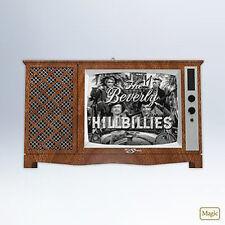 2012 Hallmark THE BEVERLY HILLBILLIES TV Ornament (Light/Sound)