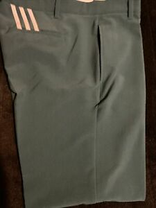 Adidas Green Golf Trousers