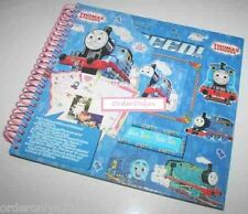Scrapbook W/ 65 Stickers Arts & Crafts Hobby (Thomas and Friends Design)