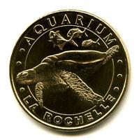 17 LA ROCHELLE Aquarium, Tortue, 2013, Monnaie de Paris