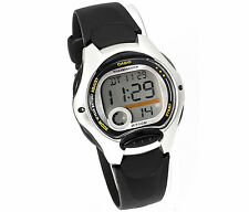 Casio  LW-200-1AV Women's Resin Band Alarm Chronograph Digital Sports Watch