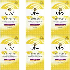 6 Olay 3-In-1 Lightweight Day Fluid Normal-Oily Skin SPF15 Complete Care 100ml