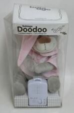 BNIB BABIAGE Doodoo Baby Teddy Bear - Calms the Crying Baby with Womb Sounds