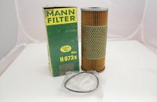 Filtro de aceite bmw 5 (e34) | hombre h973x h973 | Art. - nr: h973x, nuevo, 50% más baratos