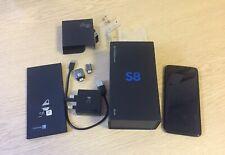 Samsung Galaxy S8 SM-G950F 64GB 4GB Ram de teléfono móvil Desbloqueado Y En Caja