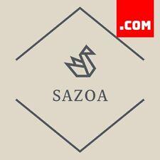 SAZOA.COM - 5 Letter Domain - Short Domain Name - Name Catchy .COM Dynadot