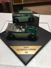 Articoli di modellismo statico Vitesse pressofuso per VW