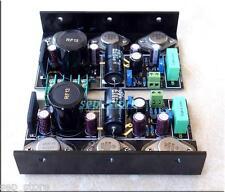 Assembeld Hood 1969 PNP MJ2955 Class A power amp board 2 CH amplifier  (FR)