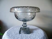 Bowl Crystal Date-Lined Glass