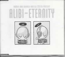 ARMIN VAN BUUREN & DJ TIESTO - Alibi - Eternity CDM 4TR Trance 2000 (United)