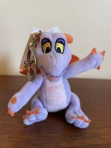 Figment Plush Keychain - Imagination - Epcot Center - Walt Disney World