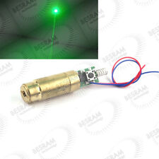 10mW 532nm Green Beam Laser/Lazer Diode Module 13*34mm