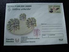 ROUMANIE - enveloppe entier 2004 (cy51) romania