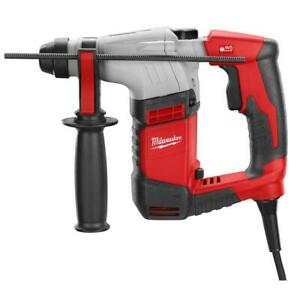 "Milwaukee (5263-21) 5/8"" SDS Plus Rotary Hammer Drill Kit w/ Case 5.5 Amp  NEW"