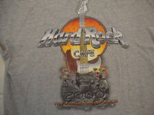 Hard Rock Cafe Restaurant New Orleans The Evolution Of Rock Gray T Shirt Size L