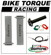 YZF1000 R1 SP  Domino XM2 Quick Action Throttle Kit Grey Black RR Grips