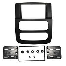 2 Din Radio Fascia for 2002-2005 Dodge Ram 1500 2500 3500 Stereo Panel Dash Kit