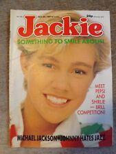 JACKIE MAGAZINE vintage October 24th 1987 (Birthday gift idea)