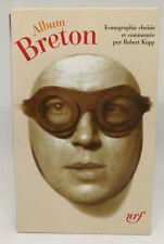 PLÉIADE - ALBUM BRETON (2008)