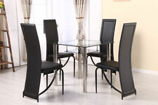 Up to 6 Seats Living Room Modern Dining Tables Sets