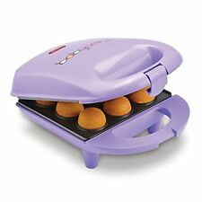 Electric Mini Cake Pop Maker Baking Plates Cupcake Dessert Machine NonStick Pan