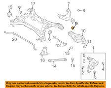 NISSAN OEM Rear Suspension-Knuckle Seat 4017333P00
