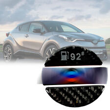 24PCs Perforated Black Tank Pad+Fuel Cap Cover Yamaha R1//R6 YZF//FZ//FJ Chrome Red