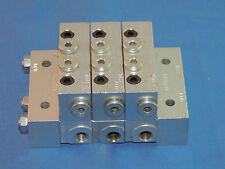 Graco Distribution Blocks Manifold Manzel MHH-12S 06S 09S 7500 PSI D11B J11B