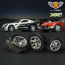 XR Streer Rubber tires wheels for most 1:64 by Scuderia73