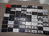 COMMODORE 64 C64 128 Vintage Home Computer 1980s Bundle 63 Cassette games tapes
