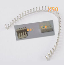 50* KF2510-5P 2.54mm Female Pin Terminals &10*Header &10*Housing Connector Kits