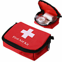 Outdoor Hiking Camping Survival Travel Emergency First Aid Rescue Bag Case Set