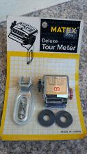 VINTAGE BIKE BICYCLE MATEX TOUR METER 24 INCH WHEELS CYCLOMETER NOS