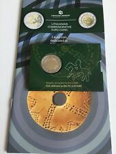 2016 Lithuania 2 €  coin dedicated to Baltic culture