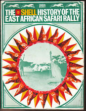 Shell History of the East African Safari Rally by Disney 1966 60 illustrations