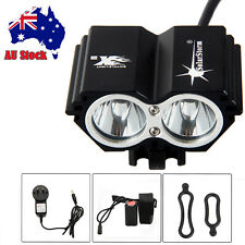 SolarStorm 8000LM 2x  XM-L U2 LED Bike Lamp Bicycle Light Headlamp HeadLight
