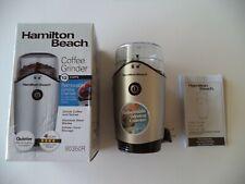 Hamilton beach coffee grinder 80350R