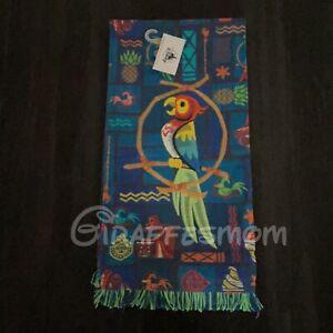 Disney Parks Enchanted Tiki Room Kitchen Towel (1)