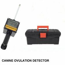 Dog Ovulation Detector for Canine Breeders 5 yr limited warranty