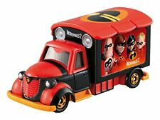 [Disney Motors] Good Day Carry The Incredibles Family (Tomica) NEW from Japan