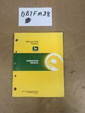 John Deere 3055 & 3255 Tractor Operator's Manual Oml64489 Nos